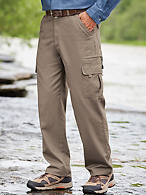 Scandia Woods Cargo Pants by Blair