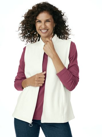 Scandia Fleece® Vest - Image 1 of 12