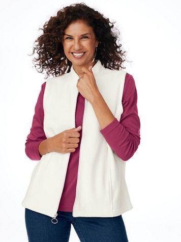 Scandia Fleece Vest - Image 1 of 6