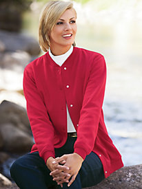 Customer-Favorite Fleece Jacket by Blair