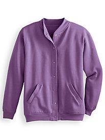 Fleece Jacket by Blair