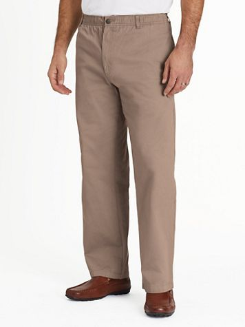 Scandia Woods Elastic-Waist Sport Pants - Image 1 of 9