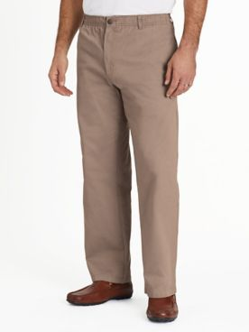 Scandia Woods Relaxed-Fit Sport Pants