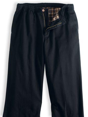 Scandia Woods Flannel Lined Slacks - Image 3 of 3