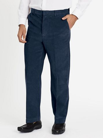 Adjust-A-Band Relaxed-Fit Corduroy Pants - Image 1 of 5