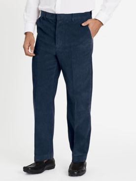 John Blair Adjust-A-Band Relaxed-Fit Corduroy Pants