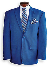John Blair® Touch of Linen Sportcoat by Blair