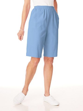 Calcutta Cloth Pull-On Shorts - Image 1 of 8