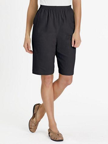 Calcutta Cloth Pull-On Shorts - Image 4 of 8