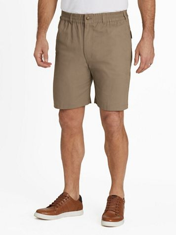 """John Blair Relaxed-Fit 8"""" Inseam Sport Shorts - Image 1 of 7"""