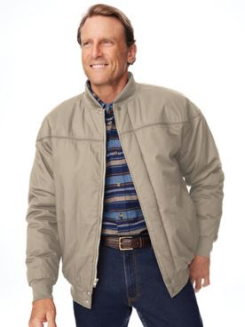 John Blair® 3-Season Insulated Jacket