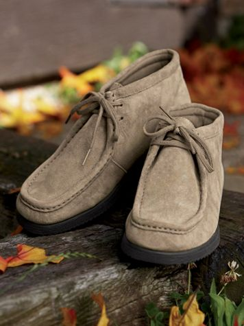 Hush Puppies® Casual Suede Boots - Image 1 of 3
