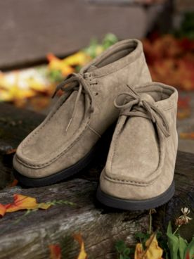 Hush Puppies® Casual Suede Boots