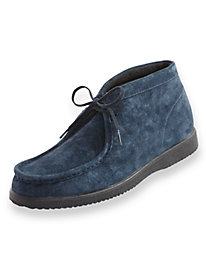 Hush Puppies® Suede Boots by Blair