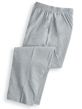 Scandia Woods Elastic-Waist Jersey Knit Pants