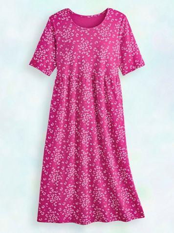 Floral Print Dress - Image 4 of 4