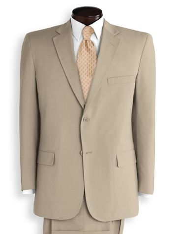Single-Breasted Suit Coat