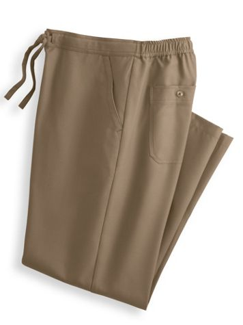 John Blair Linen-Look Pants - Image 1 of 4