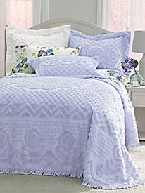 Heirloom Cotton Chenille Bedspread