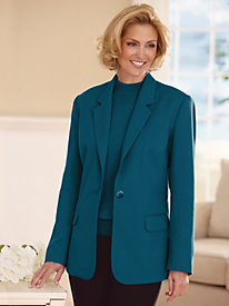 Elisabeth Williams® Fully Lined Blazer