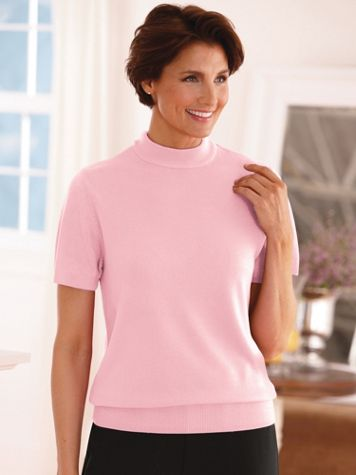 Elisabeth Williams® Cashmere-Like Sweater - Image 1 of 2