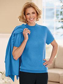 Elisabeth Williams® Cashmere-Like Sweater