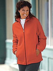 Scandia Fleece Jacket by Blair
