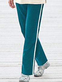 Fresh® Knit Sport Pants by Blair