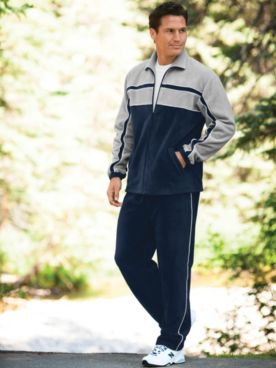 Scandia Woods Fleece Jog Suit