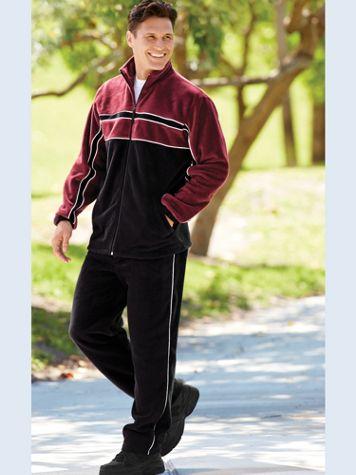 Scandia Woods Fleece Jog Suit - Image 3 of 3