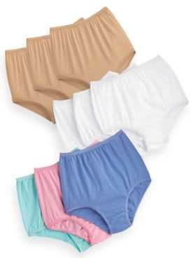 3-Pack Cotton Panties