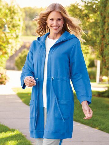 Fresh Fleece Hooded Anorak - Image 1 of 12