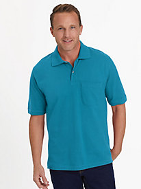 Scandia Woods Pique Polo by Blair