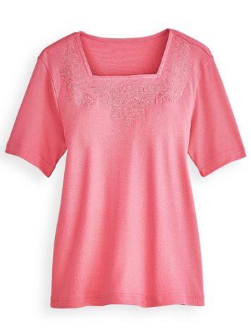 Endless Designs® Sparkle Knit Top