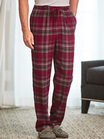 Scandia Woods Flannel Sleep Pants - Image 1 of 10