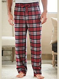 North Woods Flannel Sleep Pants by Blair
