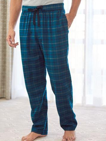 John Blair Flannel Sleep Pants - Image 1 of 7