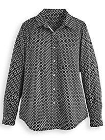 Wrinkle-Resistant Shirt by Blair