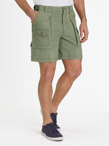 Adjust-A-Band 7-Pocket Cargo Shorts - Image 2 of 2
