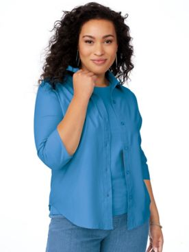 Fiesta Three-Quarter Sleeve Shirt