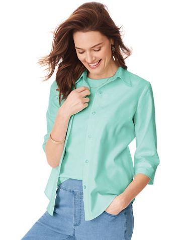 Fiesta Three-Quarter Sleeve Shirt - Image 1 of 17