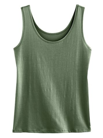 Essential Stretch Tank