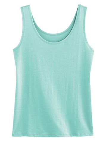 Essential Stretch Tank - Image 1 of 2