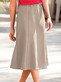 Bend Over® Equestrian-Style Skirt