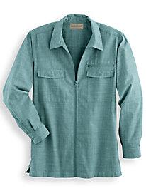Scandia Woods Full Zip Shirt