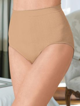 3-Pack Seamless Panties by ComfortEase®