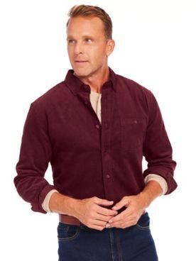 John Blair Corduroy Shirt