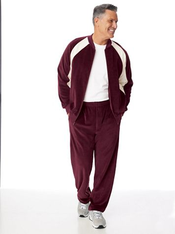 Irvine Park Velour Jog Suit - Image 4 of 4