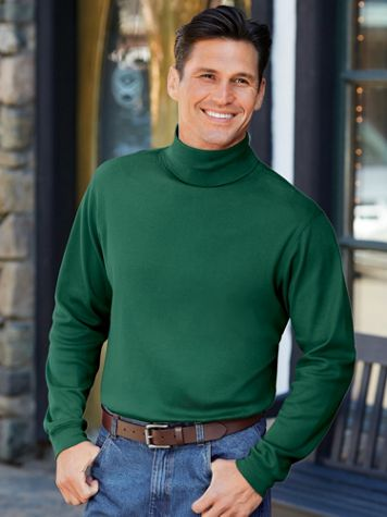 Scandia Woods Turtleneck Shirt