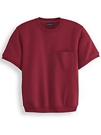 John Blair Short-Sleeve Sweatshirt by Blair